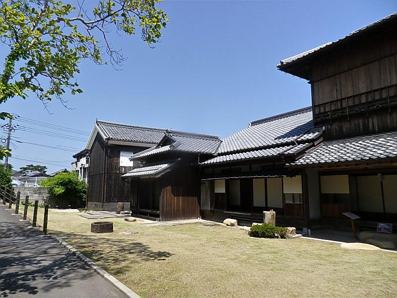 渡辺蒿蔵 (天野清三郎) 旧居