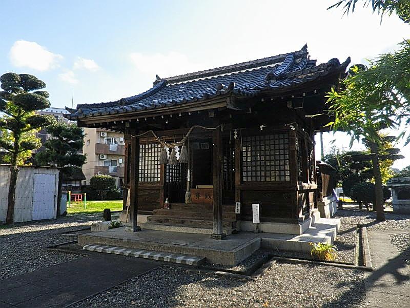 日本国中唯一の味噌の神社として...